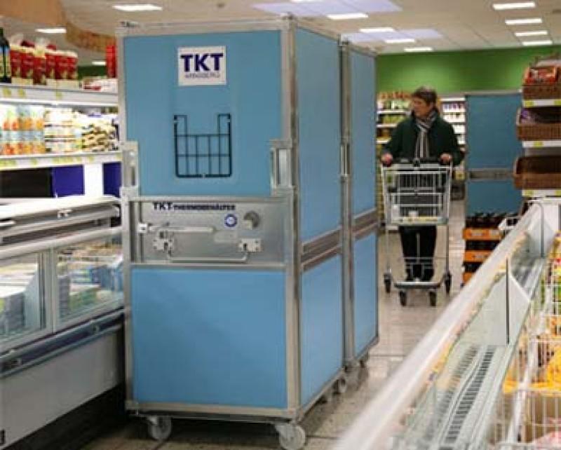 Термобоксы для перевозки продуктов