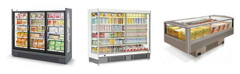 Выбор холодильного оборудования в нашем интернет-магазине!