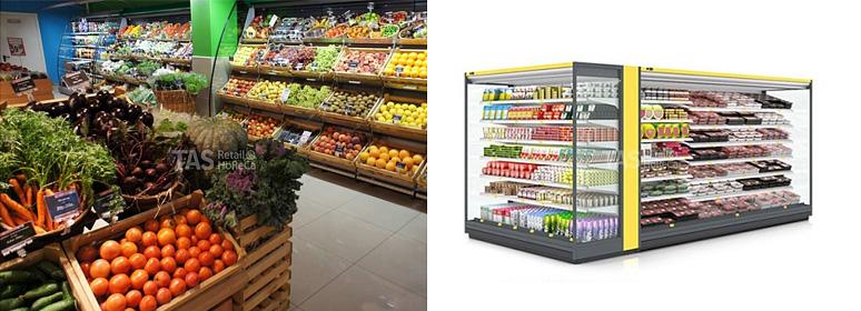 Купить и сравнить цены на холодильные горки можно здесь!