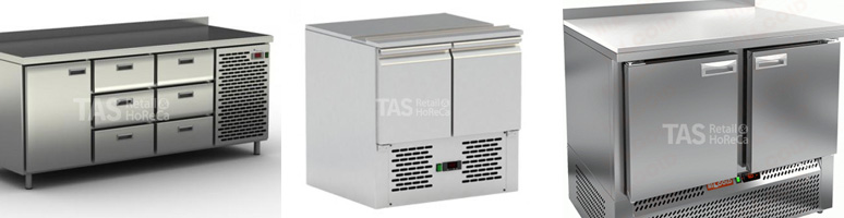 Холодильные столы - цены и фото в интернет-магазине
